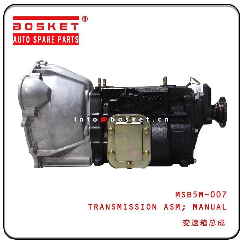 Msb5m 007 Msb5m007 Manual Transmission Assembly For Isuzu 4jb1 T Nkr55
