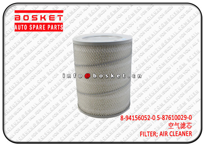 8941560520 5876100290 Air Cleaner Filter 8-94156052-0 5-87610029-0 For Isuzu NKR77 4JH1 4HF1 supplier