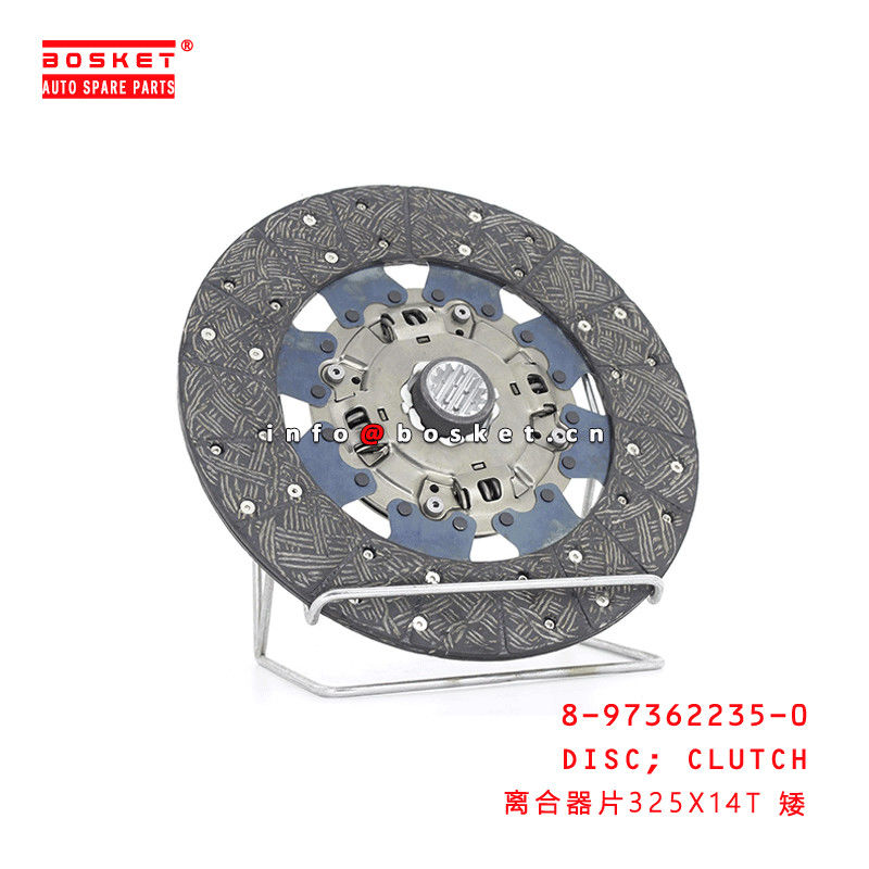 4HK1T NPR75 Isuzu NPR Parts Clutch Disc 8-98255140-0 8-97362235-0 8982551400 8973622350