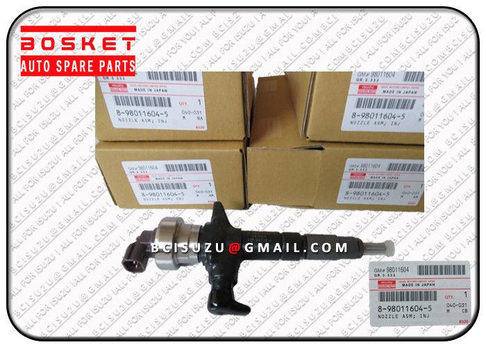 4JJ1 Engine Isuzu Auto Parts Injector Nozzle 095000-6980 8980116045