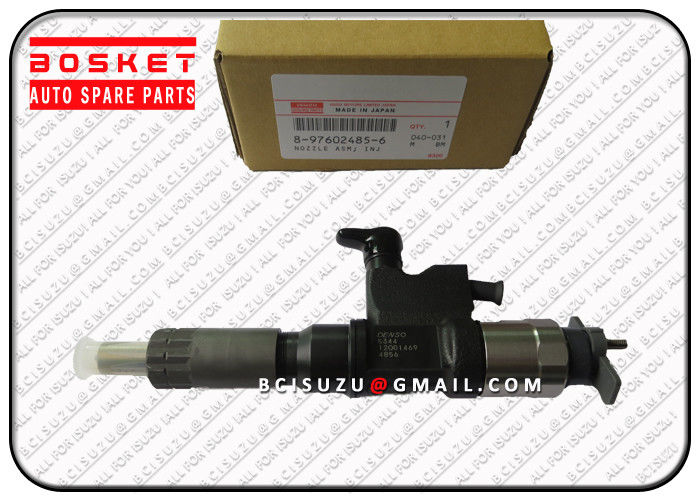 Denso 095000-5344 Isuzu Injector Nozzle 8976024856 For 4HK1 Engine , Auto Truck Accessories supplier