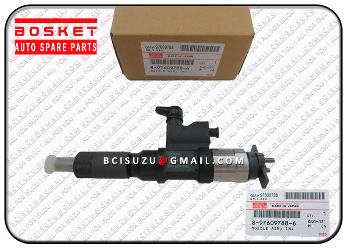 095000-6366 Isuzu Diesel Injector Nozzle 8-97609788-6 8-97609788-5 For FVR34 6HK1 supplier