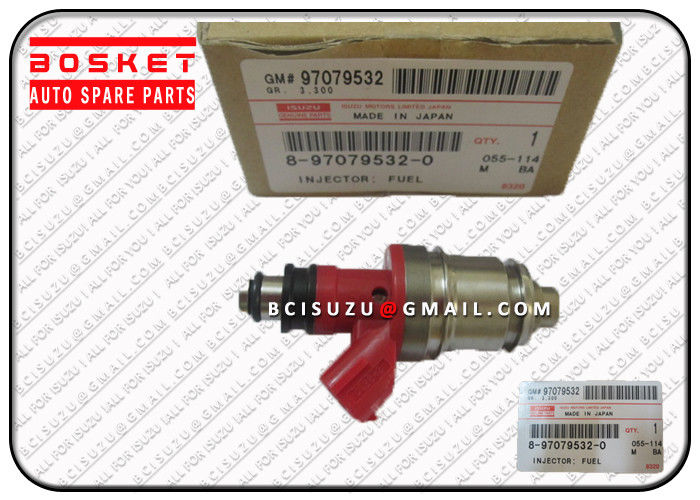 Isuzu Diesel Injector Fuel Nozzle 8-97079532-0 For UCS17