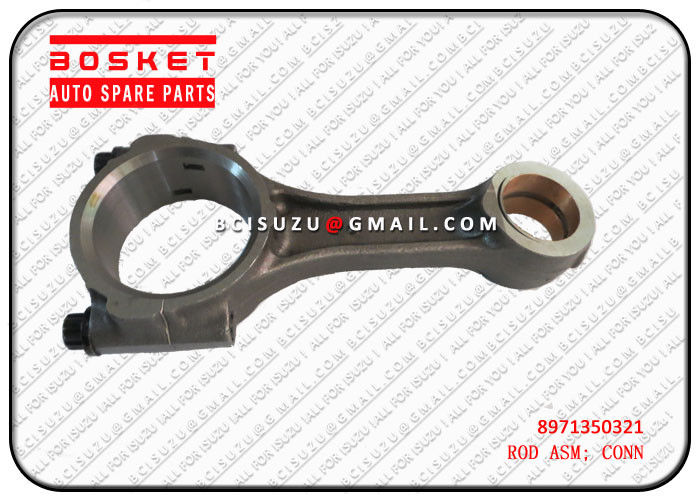8-97135032-1 Isuzu Diesel Engine Parts Steel Connect Rod For Npr66