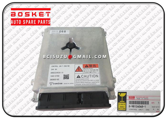 8 98126068 0 isuzu fvr parts fvr34 6hk1 control unit ecu 8981260680 oem isuzu parts