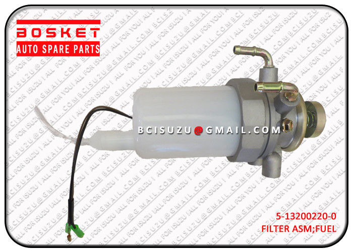Isuzu D-MAX Parts 4JA1 Fuel Filter supplier
