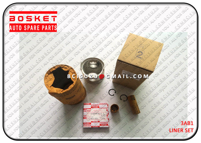 3AB1 Truck Engine Isuzu Liner Set / Isuzu Replacement Parts supplier