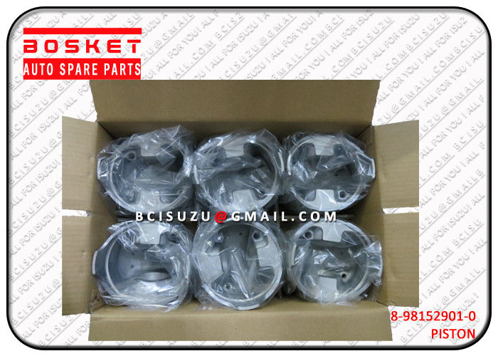 8-98152901-0 Isuzu Piston Liner Set For 6HK1 EFI 8981529010 , Net Weight 2 kg supplier