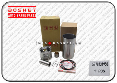 5-87813195-0 5878131950 Engine Cylinder Liner Set Suitable for ISUZU 4JB1T
