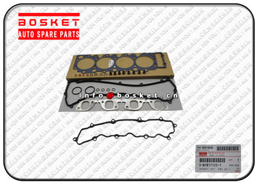 5878171251 5-87817125-1 5878139594 5-87813959-4 Engine Head Overhaul Gasket Set Suitable for ISUZU NKR