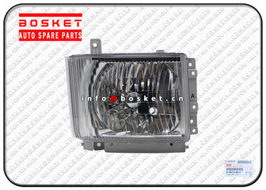 8982261800 8-98226180-0 Isuzu Body Parts Truck Headlamp Kit  H / S Code 851290000