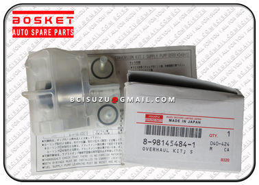 8981454841 4JJ1-t Engine Isuzu Injector Nozzle SCV 8-98145484-1 ,  Isuzu Replacement Parts