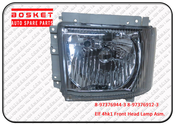 Isuzu Body Parts Npr75 Front Head Light
