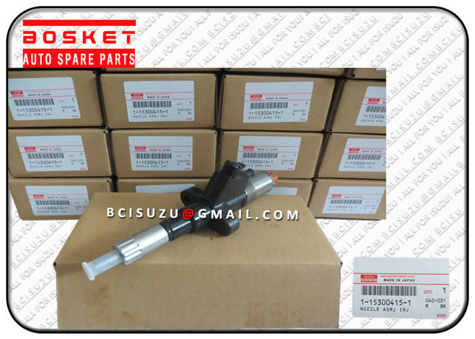 Denso 095000-0761 Isuzu Injector Nozzle 1153004151 1-15300415-1 For 6SD1 Engine