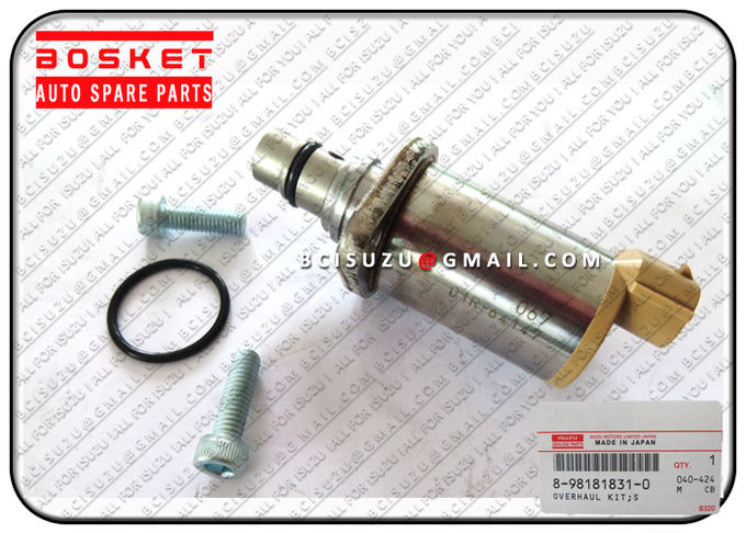 8981305080 Isuzu Injector Nozzle SCV 8-98130508-0 For 4hk1 6hk1 Engine