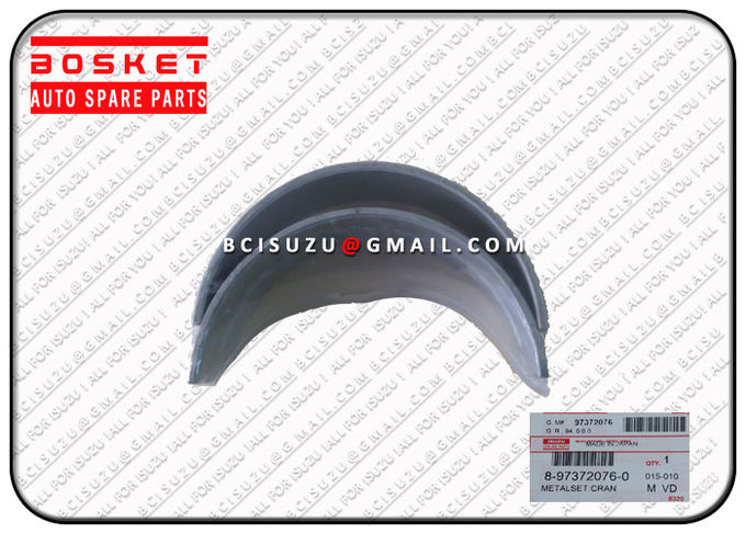 Isuzu Engine Parts 4HK1 Main Bearing