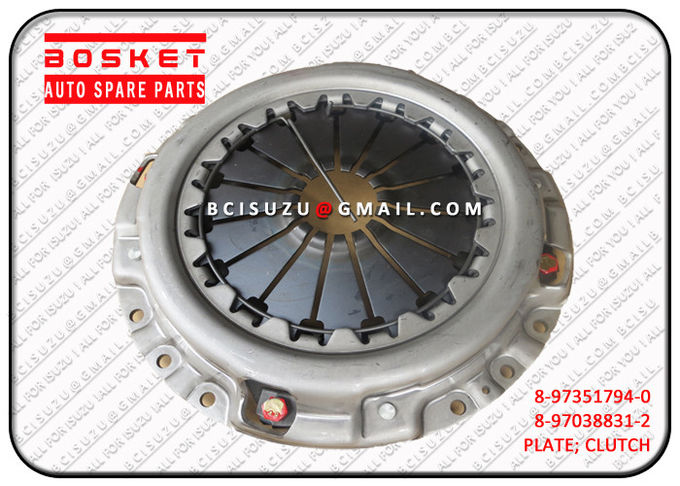 Elf Npr75 4HK1 Isuzu Clutch Disc 8973517940 8-97351794-0 , Steel Clutch Plate