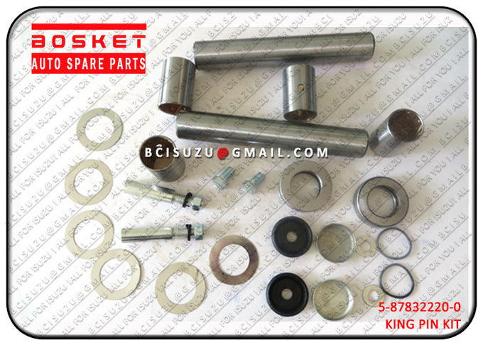 King Pin Kits For Trucks , NPR Isuzu Repair Parts NKR77 4JH1 4HG1 5878322200 5-87832220-0