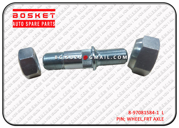 Truck Chassis Parts 700P Wheel Pin