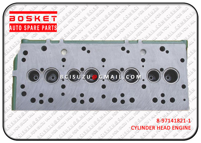 NKR Isuzu Cylinder Heads Asm For 4BD1 8971418212 8-97141821-2 , isuzu spare parts