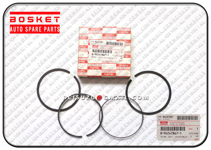 5-87311082-0 Isuzu Liner Set Piston Ring For NKR55 4JB1 4JA1 8942478671